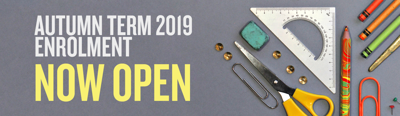 Autumn 2019 Open